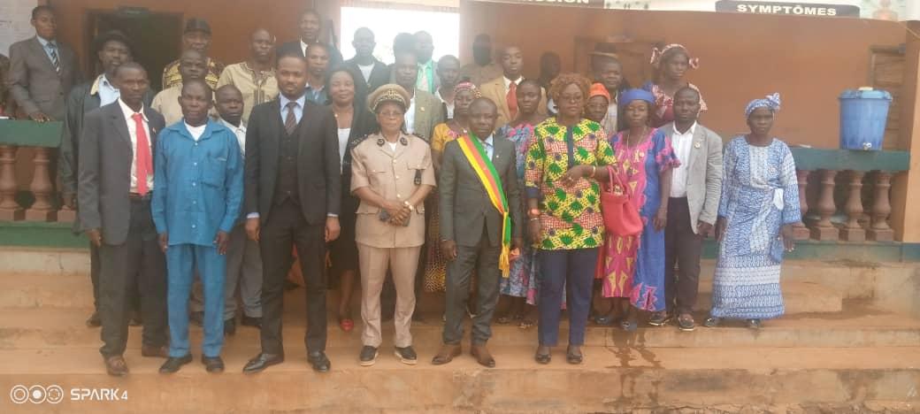 Commune de Ndélélé Le Maire Alexis Gabela fixe les priorités de 2021