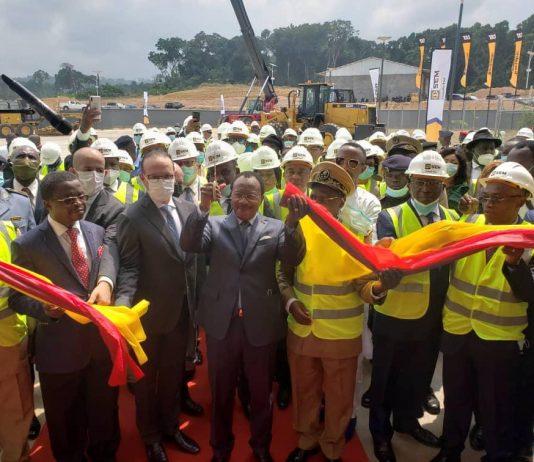 Assemblage des engins de génie civil Le Cameroun installe sa première usine à kribi