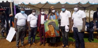 Hommage à Mafeu Pauline Ketcha Wamen