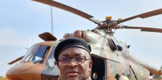 Capitaine de Vaisseau Cyrille Serge ATONFACK GUEMO