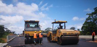 Infrastructures routières 3 234 km de routes à bitumer d'ici 2022