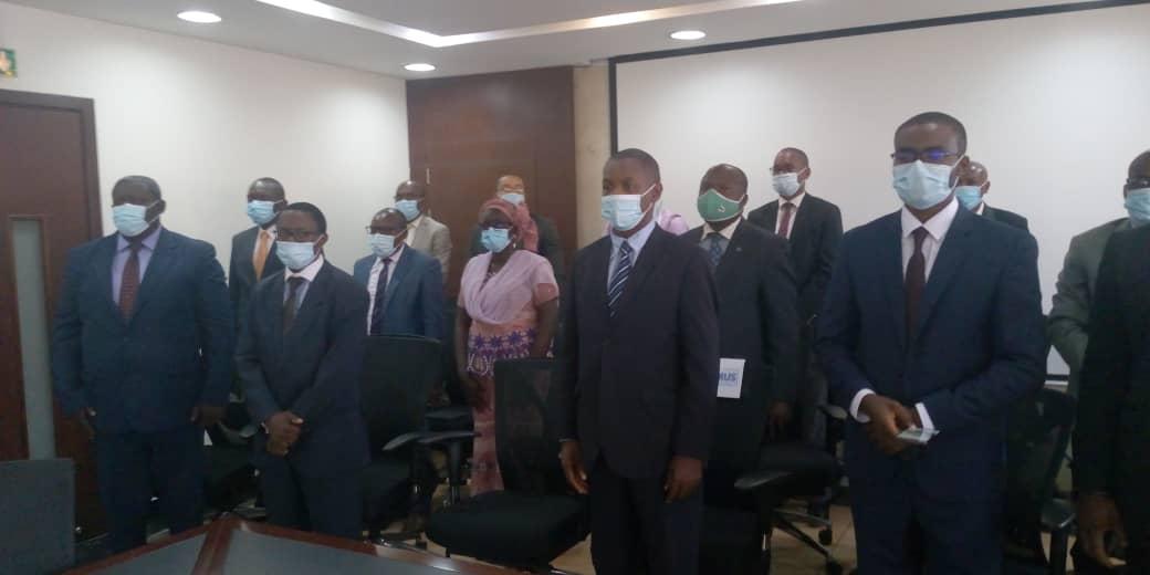 Cameroun – Nomination au Mintp Nganou Djoumessi prescrit l'obligation de résultats aux nouveaux promus
